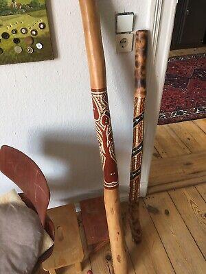 Musikinstrumente PräZise Didgeridoo Australisches Musikinstrument Original Aboriginee 133cm Lang Um Das KöRpergewicht Zu Reduzieren Und Das Leben Zu VerläNgern Didgeridoos