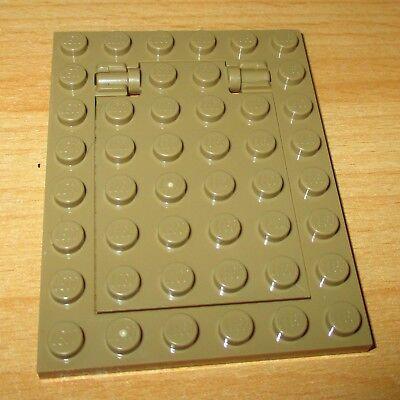 in neu dunkel grau 1x2x3 Lego Ritter Zubehör Schrägsteine 4 Dach