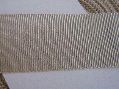 schwarz 25 mm 5,00 m Ripsband Viskose Sägekante