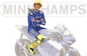 Minichamps 312 050046 Figurine Assis Au Bras Plié Valentino Rossi Motogp 2005