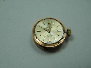 Omega-Ladymatic-cal-455-Movement-for-Parts-Not-Complete-Parts-Missing