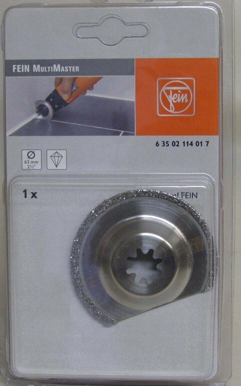 Fein 6-35-02-114-01-7 Segment Diamond Blade - 2 1/2