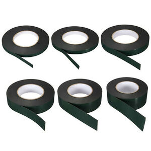 10m-Strong-Waterproof-Adhesive-Double-Sided-Foam-Black-Tape-For-Car-Home-Trim