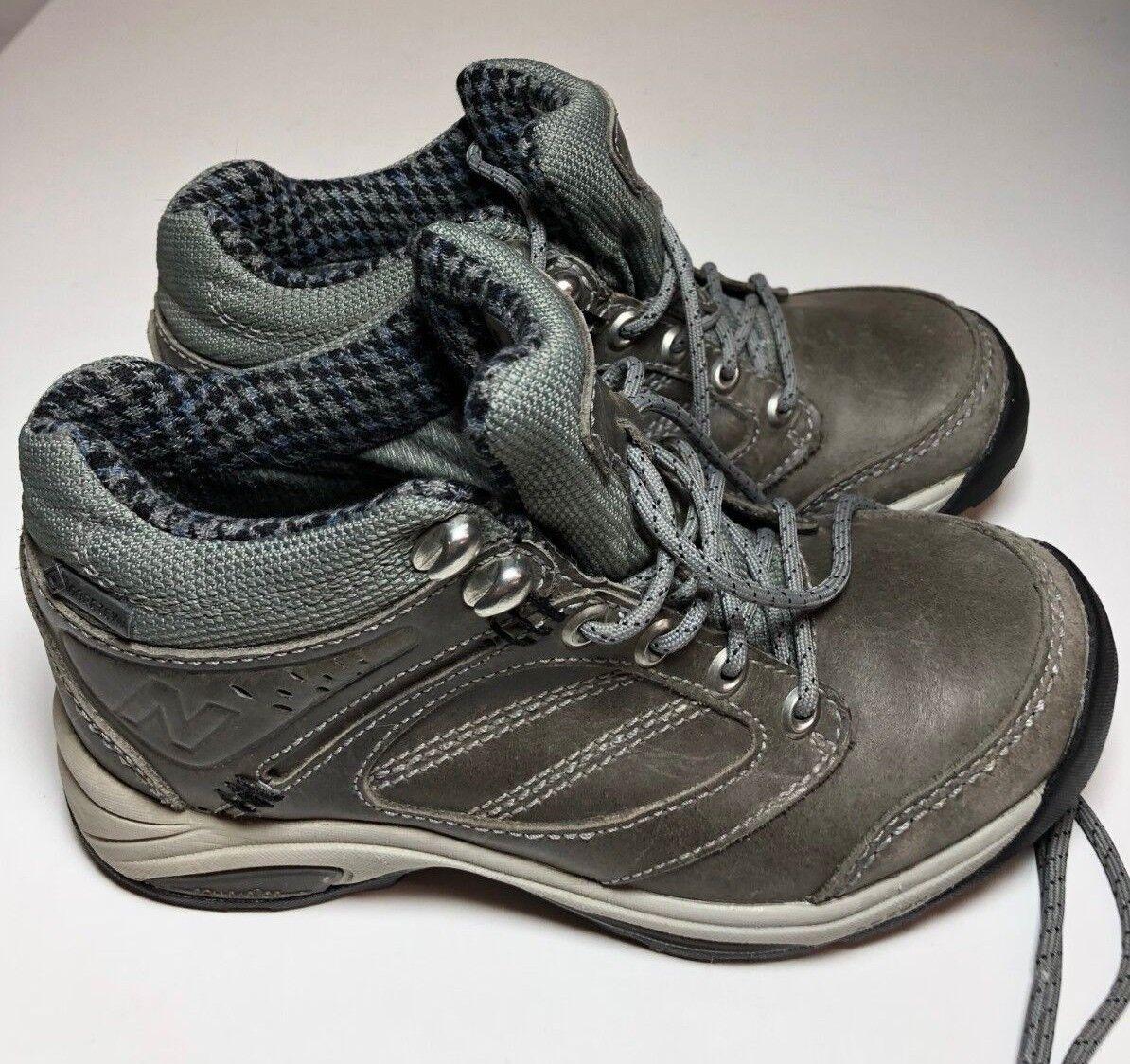 New Balance gris Para Mujer botas Para Excursionismo Excursionismo Excursionismo país WW1569 Caminar Zapatos Talla 6 16755e