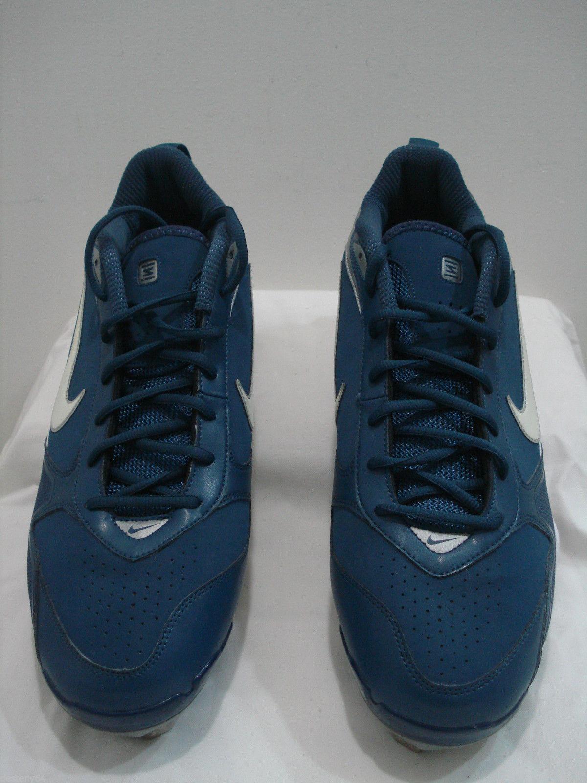 Nike 375764-411 aria shox miccia sono 2 uomini di metallo sono miccia scarpe da baseball le dimensioni: sono ammontati a 16 milioni di nuovi c7ba64