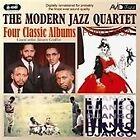 The Modern Jazz Quartet - Modern Jazz Quartet/Django/Fontessa (2008)