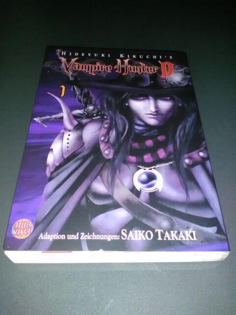 Vampire Hunter D 1 von Hideyuki Kikuchi und Saiko Takaki (2007, Taschenbuch)