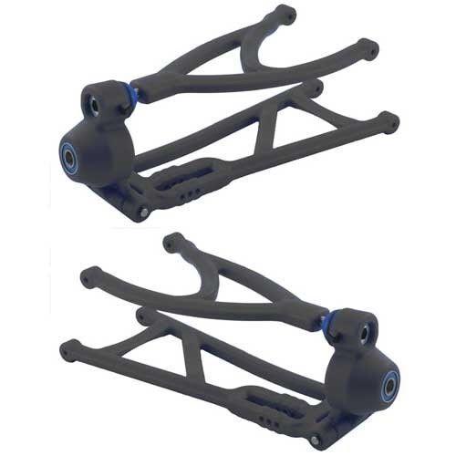 RPM 80562 Traxxas Revo 3.3 /& E-Revo True-Track Rear A-Arm Suspension Set