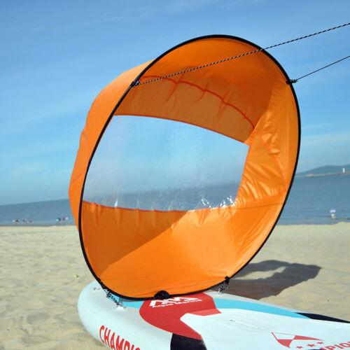 """42/"""" Kayak Boat Wind Sail Sailboat Paddle Board Sailing Canoe Kit"""