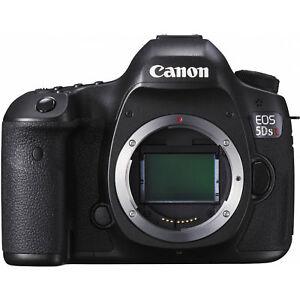 Nuevo Canon EOS 5DSR DSLR Camera (Body Only) 5DS R