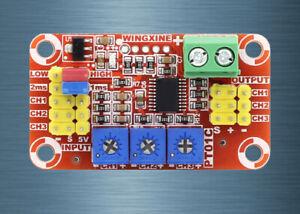 DC5-15V-3-Channel-Analog-Voltage-Signal-to-RC-PWM-Pulse-Signal-Servo-ESC-Control
