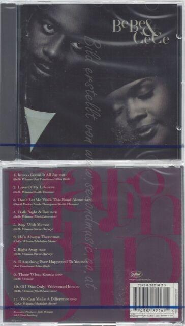 CD--NM-SEALED-BEBE & CECE WINANS -2007- - - -- RELATIONSHIPS