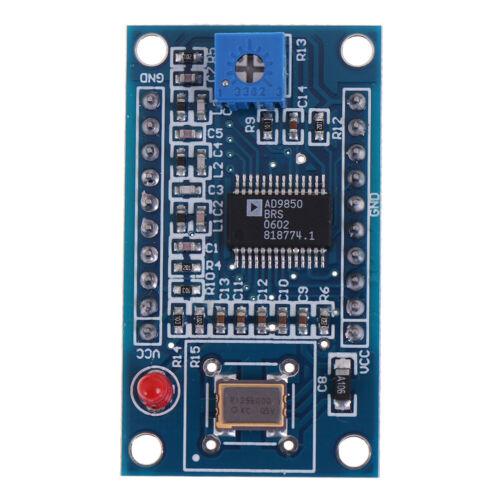 AD9850 DDS Signal Generator Module 0-40MHz Filter Crystal Oscillator Test Boa RU