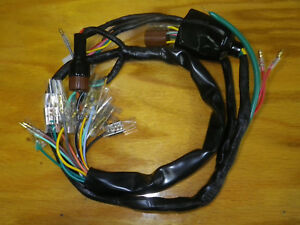 details about honda sl350 wiring harness new 1969 honda sl350 wire harness Oxygen Sensor Extension Harness