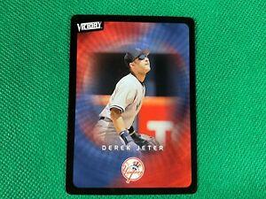 2003 Upper Deck Victory #54 Derek Jeter New York Yankees