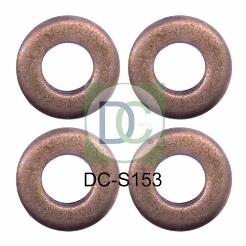 Opel Movano 2.3 CDTi Bosch Common Rail Diesel Injector Washers Seals Pack of 4