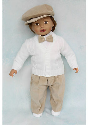 Audacious Baby Boy White Wedding Christening 5 Piece Outfit Set 0-18 M 64/68/74/86 Cm