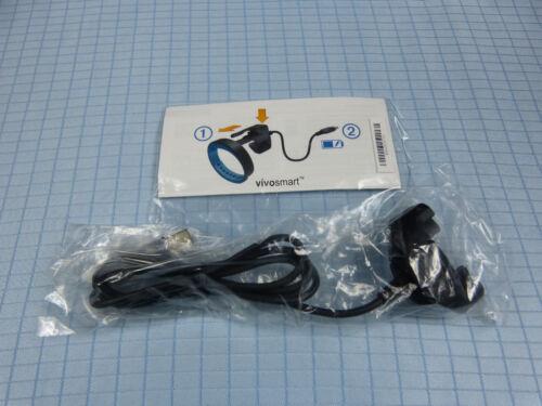 cable cargador Original Garmin vivo Smart cargador USB nuevo! cargador aufladeclip