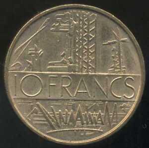 10 Francs Mathieu 1974 Tranche B ( Sup ) 6fopr2zl-08005122-296891599