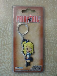Fairy-Tail-Lucy-Anime-amp-Manga-PVC-Key-Chain-by-Abysse-ABYKEY185