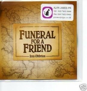 P510-Funeral-For-A-Friend-Into-Oblivion-DJ-CD