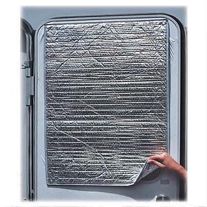 Rv Door Window Cover 16 X 24 Sun Shield Shade Camper