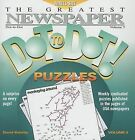 The Greatest Newspaper Dot-To-Dot! Puzzles, Volume 3 by David Kalvitis (Paperback / softback, 2006)