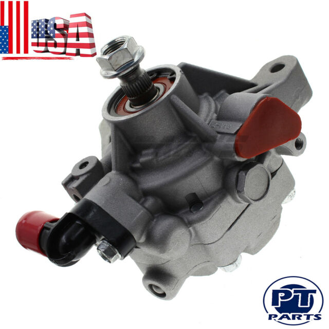 Power Steering Pump Fit For 04-05 Acura TSX 2.4L DOHC 21