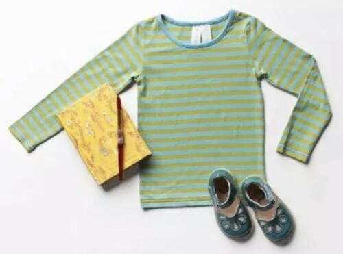 Matilda Jane Girls Size 12 Paint By Numbers Mellow Long Sleeve Tee Top Shirt NWT