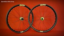 29 Industry Nine Torch Classic / Derby Carbon Wheel Set, 45mm PLUS Option, I9 9