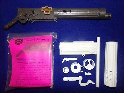 TWO 1//3 Scale variant of Vicker Machine Gun for Sopwith Camel RC Aircraft