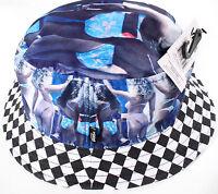 Vans Off The Wall Bucket Hat-l/xl-new-retro Bikini Girls Hank Foto-cap-$30-