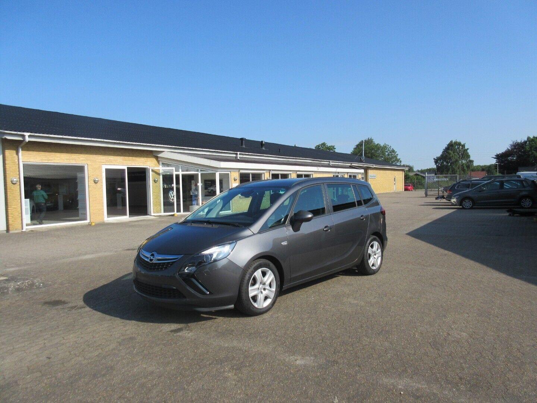 Opel Zafira Tourer 2,0 CDTi 130 Enjoy eco 5d - 109.900 kr.