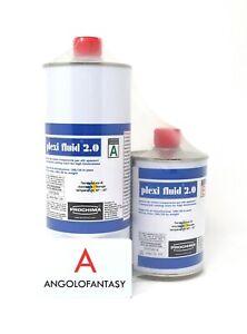 Plexifluid 2.0 Prochima Resina trasparente epossidica 1,6 kg indurimento lento