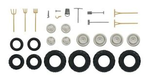 Busch-49953-Accessories-Set-Agriculture-H0-Vehicle-Model-1-87