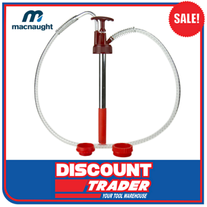 Lubemate-by-Macnaught-Hand-Operated-Oil-Pump-Suits-20L-Oil-Drum-L-DP20J