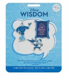 Disney-Wisdom-Pins-Aladdin-Genie-Pins-Set-10-12-October