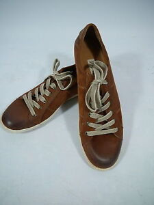 paul green damen sneaker 1118 old nubuk leder braun zimt cognac gr 8 5 neu ebay. Black Bedroom Furniture Sets. Home Design Ideas