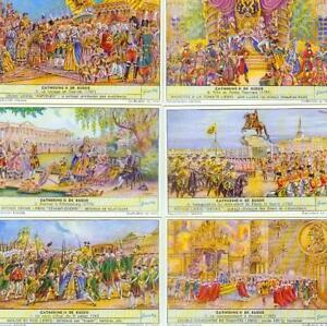 LIEBIG : S_1587 : Cathérine II de Russie