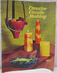 Vintage-1971-Creative-Candle-Making-LaCresta-How-To