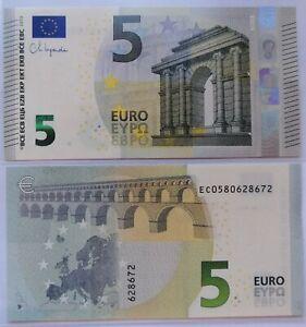Slovak-slovakia-5-euro-2013-signed-lagarde-p-26e-iron-unc