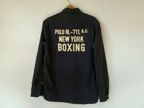 Polo Ralph Lauren NY Boxing Club 67-69 Long Sleeve