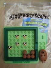 POPULAR PLAYTHINGS Hedgehog Escape Brain Teaser Puzzle Brand New