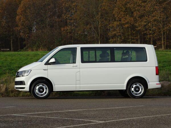 VW Caravelle 2,0 TDi 199 Comfortl. DSG 4M lang - billede 1