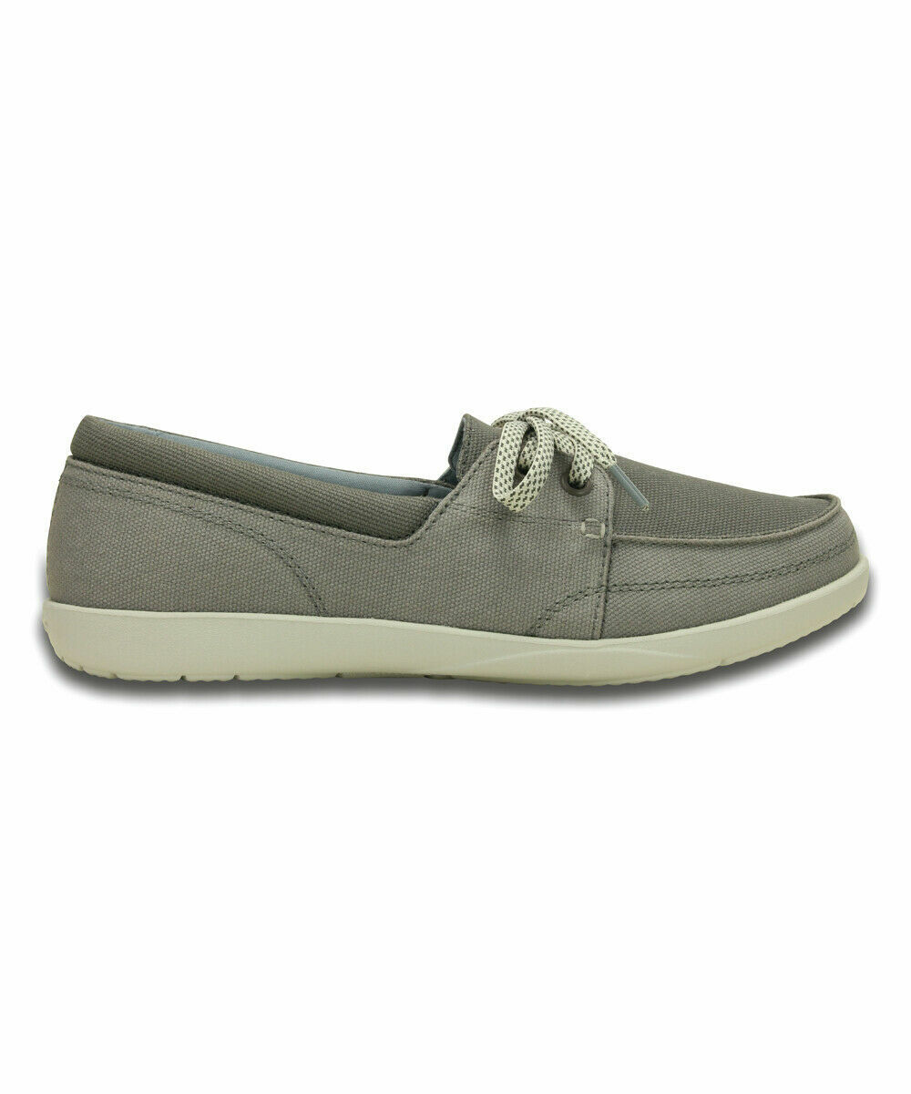 Crocs 202489 Walu II Canvas Loafers