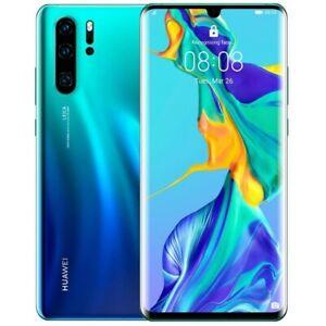 Huawei-P30-Pro-aurora-blue-128GB-Smartphone-Leica-4-fach-Kamera-8GB-RAM-NEU