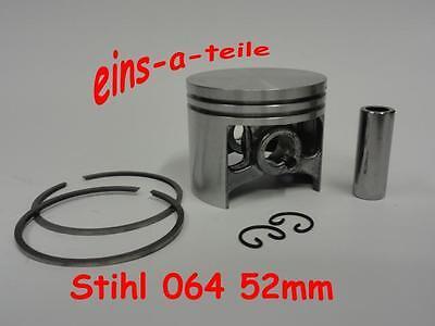 Pistón adecuado para Stihl fs80 34mm nuevo calidad superior