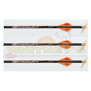 Ravin Crossbow Xbow Bolts With Lighted Nocks Arrows