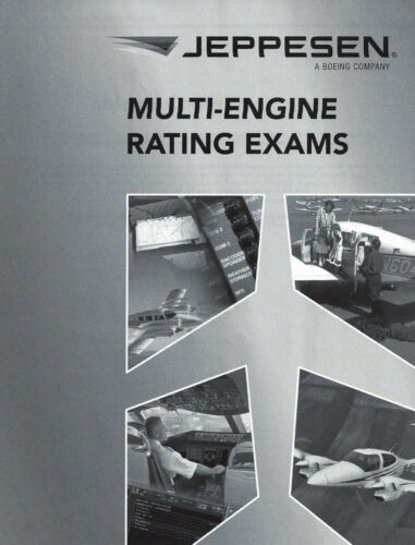 Jeppesen Multi-Engine Exam Package 10692816-000