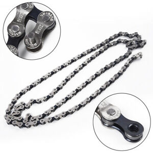 Pro IG51 compatible 8-speed steel chain with 116 bike links